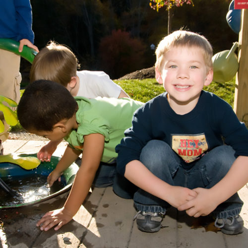 Preschool at The Discovery Center of the Southern Tier