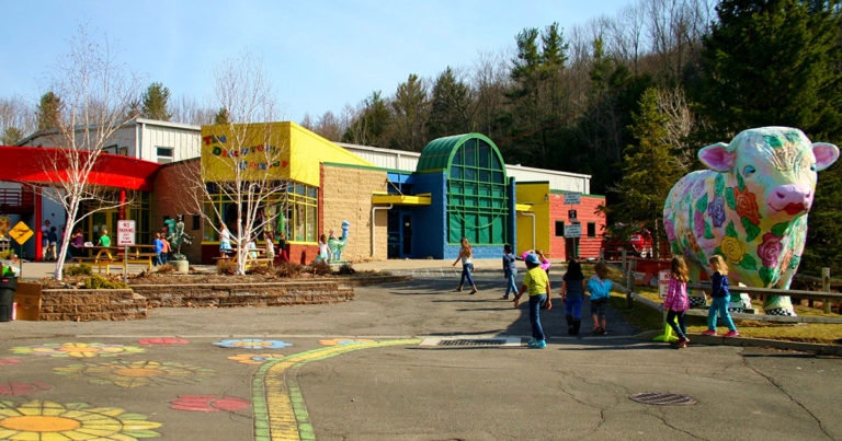 School Trips to the Discovery Center