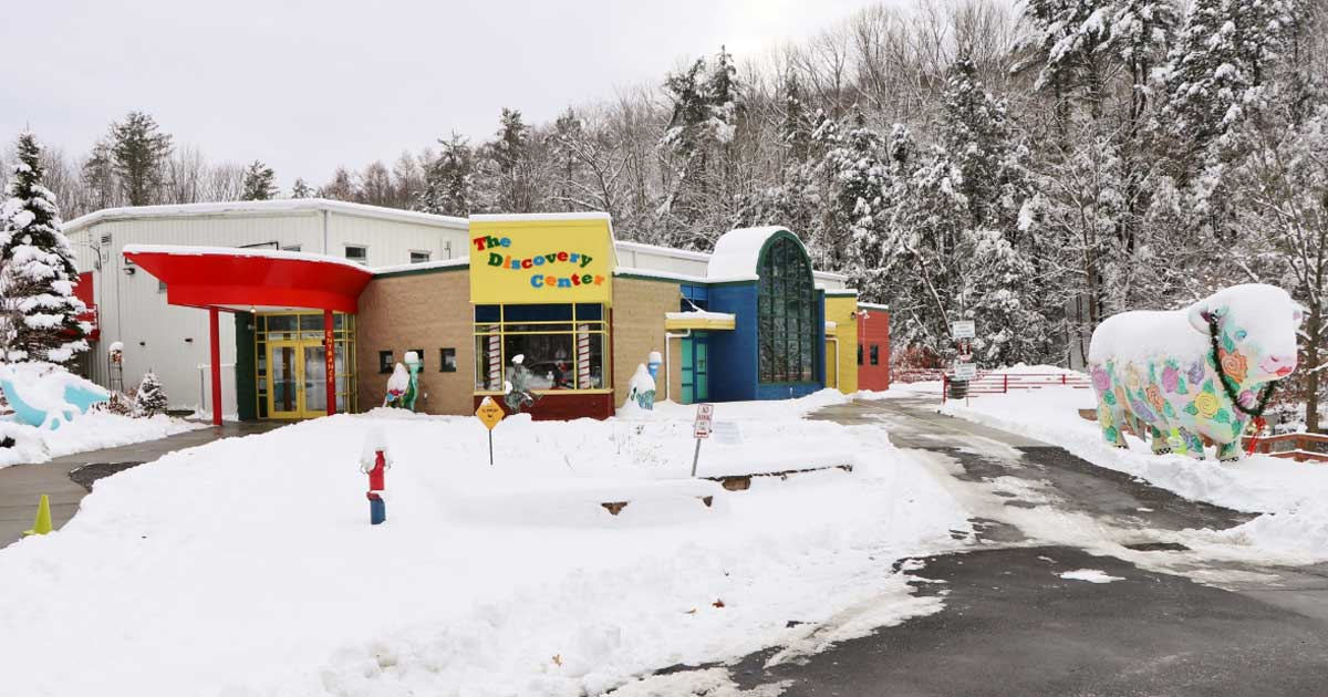 The Discovery Center of the Southern Tier Winter