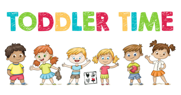 Toddler Time at The Discovery Center of the Southern Tier