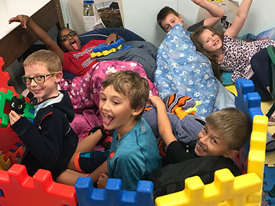 Summer Camp at The Discovery Center