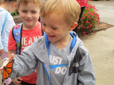 Pre-k Summer Camp at The Discovery Center