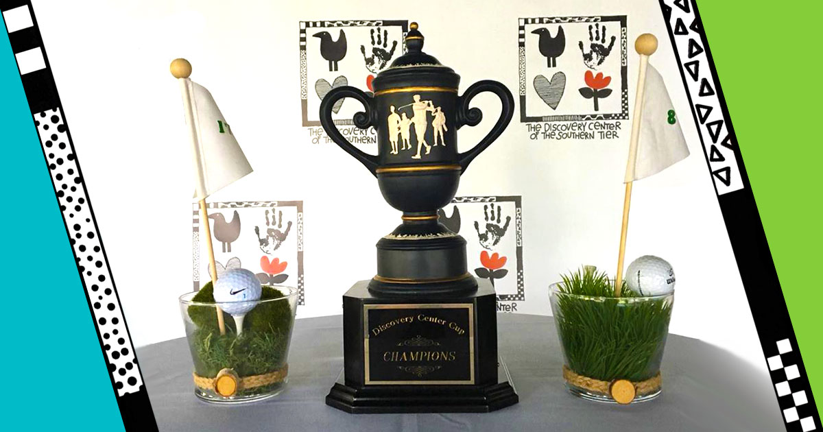 17th Annual Discovery Center Cup Captain and Crew Golf Tournament