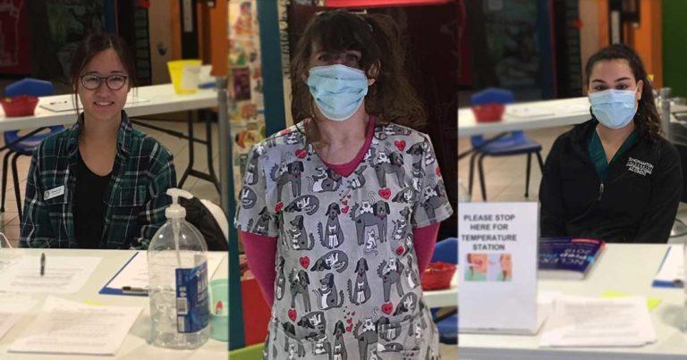 Binghamton University Nursing Volunteers