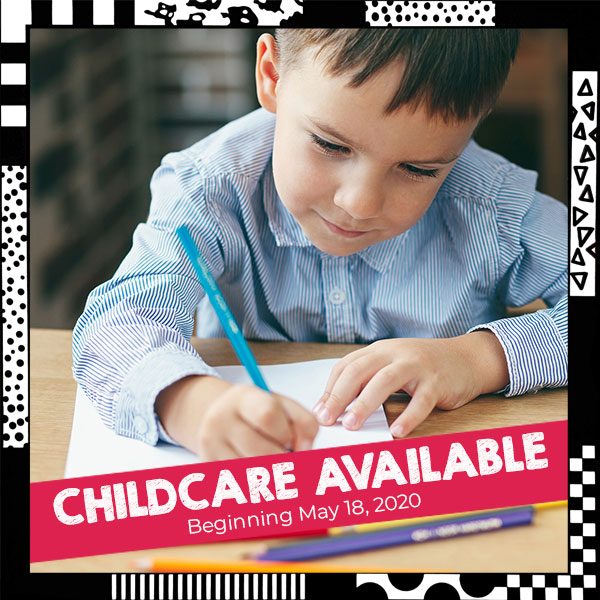 Childcare Available May 18