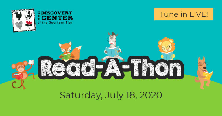 The Discovery Center Read-A-Thon