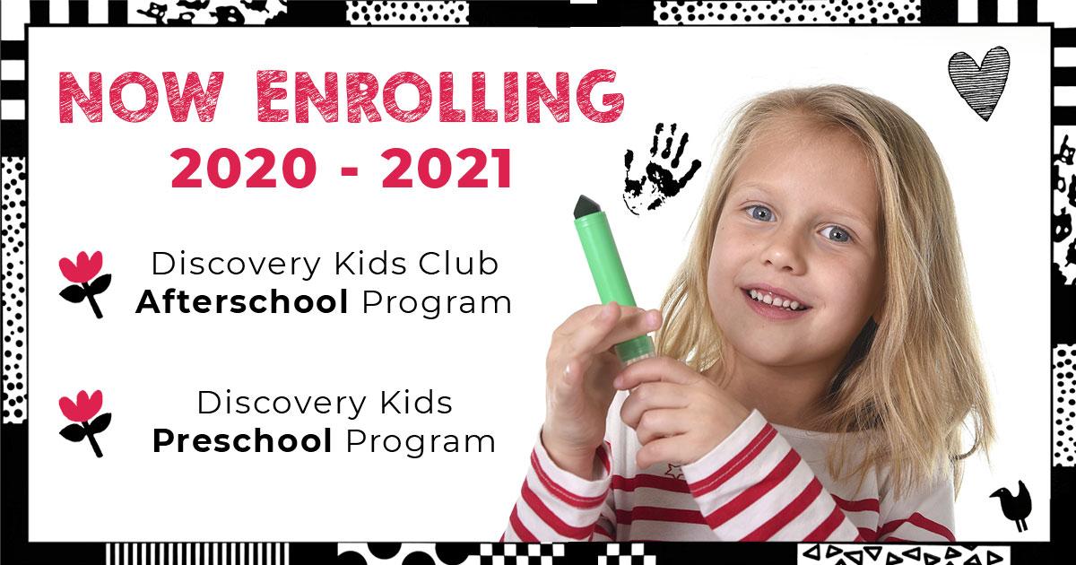 Discovery Kids Programs 2020 - 2021