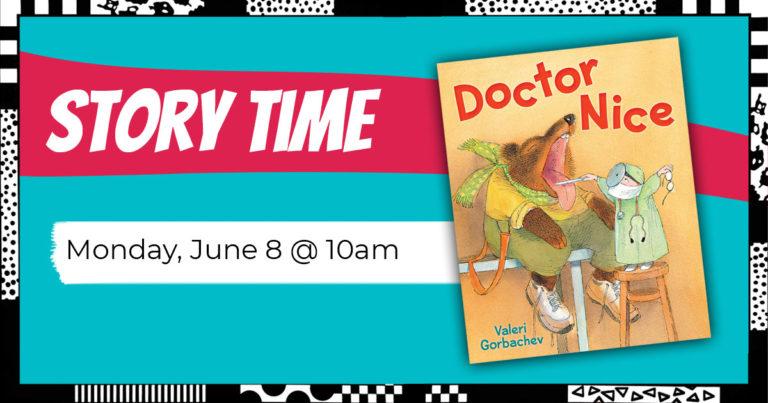 Story Time Doctor NIce