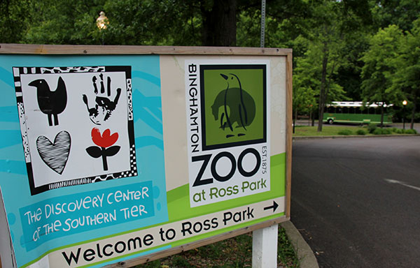 Welcome to Ross Park