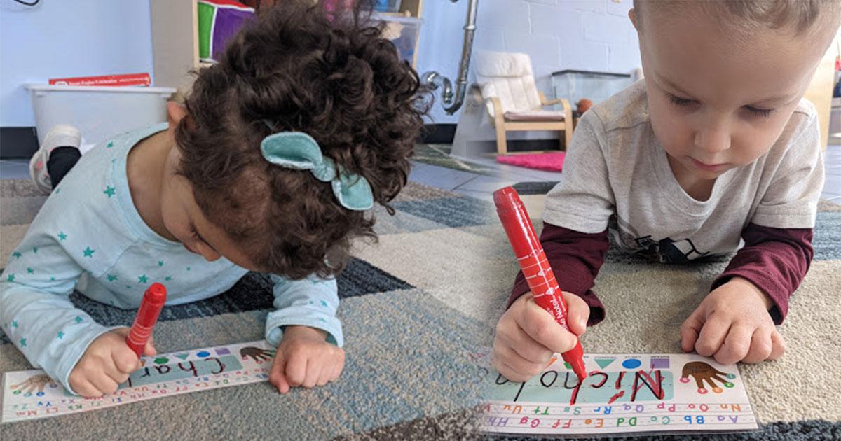 The Discovery Center Preschool Kids