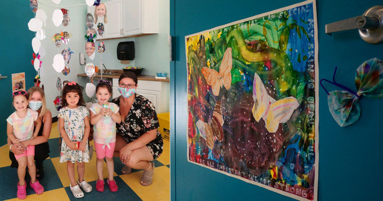 First Friday Art at The Discovery Center