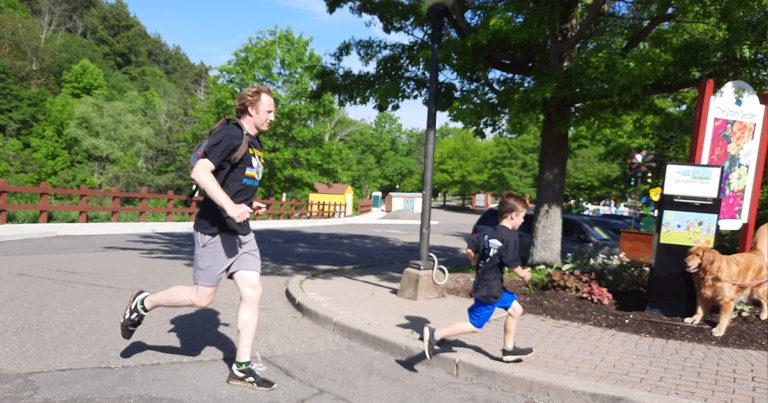 Discovery Kids Fun Run
