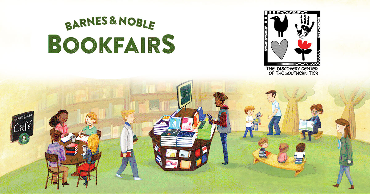 Bookfair The Discovery Center