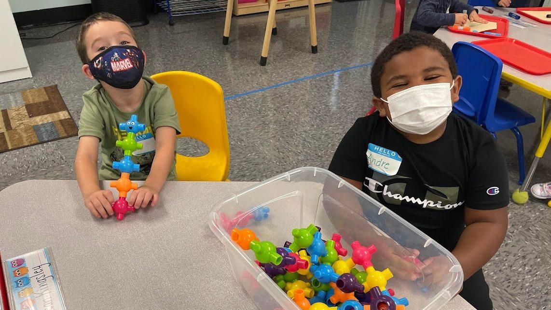 Discovery Center Kids Programs