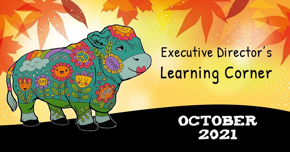 Learning Corner October 2021