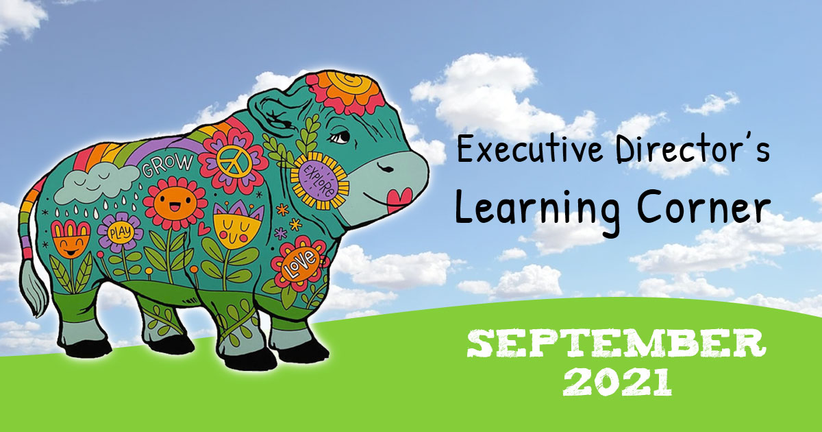Learning Corner September 2021